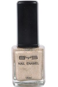 <b>BYS Glitter Nail Polish - Silk No. 348</b>